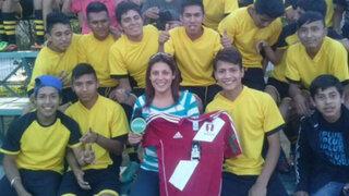 Incas del Sur, el club de peruanos que jugará en el fútbol chileno