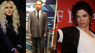 Estrellas de cera: El famoso museo de Madame Tussauds nos abre sus puertas