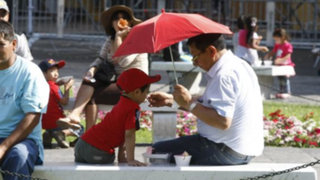 Senamhi advierte niveles extremos de radiación en el centro del país