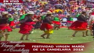 Panamericana TV realizó espectacular cobertura de la Fiesta de la Candelaria