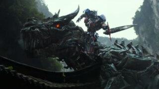 Llegan los Dinobots en el primer tráiler de Transformers: La Era de la Extinción