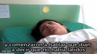 Madre denuncia negligencia por bebé nacido muerto en hospital de Essalud