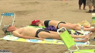 Continúan campaña de despistaje de cáncer de piel en playas de Lima