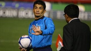 Resumen de la polémica trayectoria profesional del árbitro Héctor Pacheco