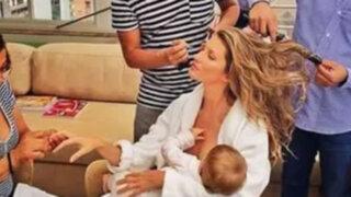 Las 10 fotos de madres amamantando a sus hijos que causaron polémica