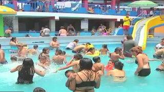 """""""Las Tres Ruedas"""" y """"El Andén"""" refrescan Lima Norte este verano"""