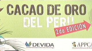 Premier Villanueva promueve cultivo del cacao para vencer el narcotráfico