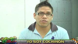 Enemigos Públicos:  Jorge Gutiérrez es 'Cochinón' en serie Promoción