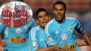 Sporting Cristal: este sería el equipo para enfrentar al Paranaense en Brasil