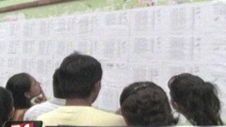 Critican al Gobierno por contratar profesores que desaprobaron examen