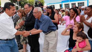 Presidente Humala afirma que la salud es vital en la política de inclusión social