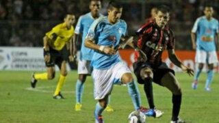 Bloque Deportivo: Cristal no pudo con Paranaense y cayó 5-4 en penales