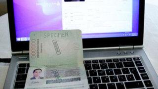Presentan pasaporte electrónico con el que se podría ingresar a Europa
