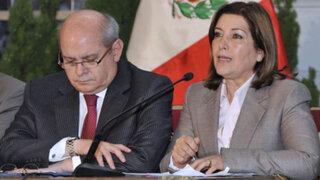 Ministros chilenos y peruanos participan hoy en reunión 2+2 por fallo de La Haya