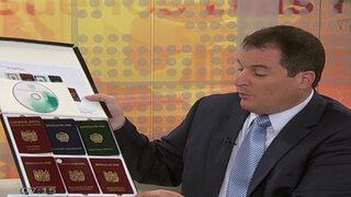 Conozca las características del nuevo pasaporte que lo hacen infalsificable