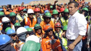 Subió a 40,7% aprobación a la gestión del presidente  Ollanta Humala