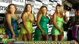 Enemigos Públicos junto a 'Las Vengadoras' tras estreno de videoclip 'Soy soltera'