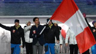 Perú está presente en los Juegos Olímpicos de Invierno Sochi 2014