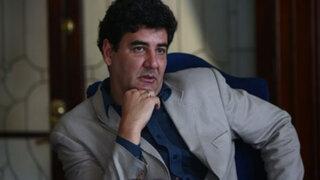 Eduardo Zegarra asegura que no renunciará a directorio de Emmsa