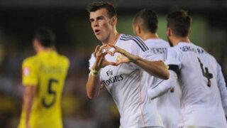 Liga BBVA: Real Madrid ganó por 4-2 a Villarreal y es líder provisional