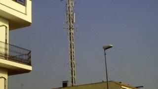 Chaclacayo: vecinos se oponen a colocación de antena