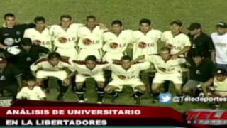 Reviva los debuts de Universitario de Deportes en la Copa Libertadores