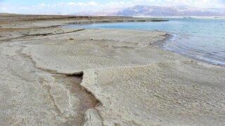 FOTOS: conoce los lagos del mundo que están en peligro de desaparecer