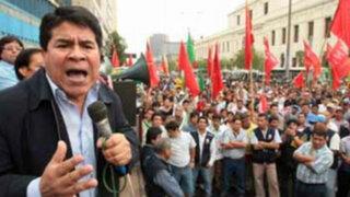 CGTP lanza convocatoria nacional para debatir aumento de sueldo a ministros