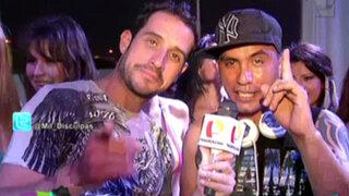 Mil Disculpas: DJ 'JB' participará en festival de música electrónica en Chile