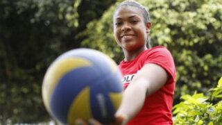 Ángela Leyva: voleibolista fichó por el PTT Sport de Turquía