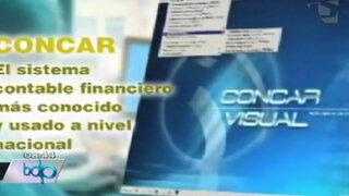 """Presentan """"Concar"""" el mejor software de contabilidad en el Perú"""