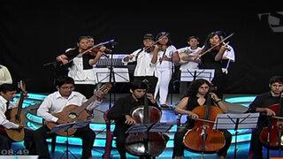 Niños talento piden ayuda para viajar y formar parte de banda de músicos en EEUU