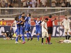 Incidencias: Universitario debutó en la Copa Libertadores con derrota ante Vélez