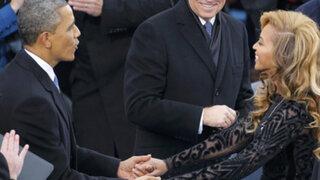 """Relación sentimental entre Obama y Beyoncé fue una """"lección para la prensa"""""""