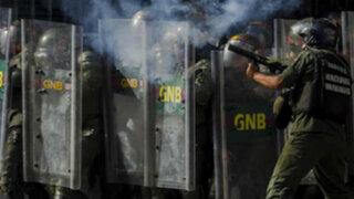 Congreso rechaza inacción de países ante situación en Venezuela