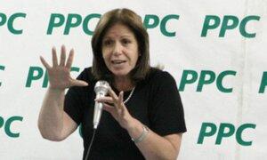 Sector del PPC se reunió con Lourdes Flores para apoyar a Pablo Secada