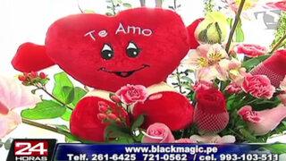 VIDEO: conoce las novedades en arreglos florales para el Día de San Valentín