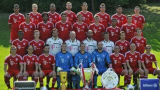 Alemania: diario Bild reveló lista de sueldos de jugadores del Bayern Múnich