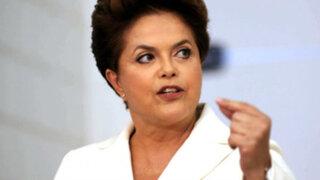 Dilma Rousseff condenó racismo en partido Garcilaso-Cruzeiro