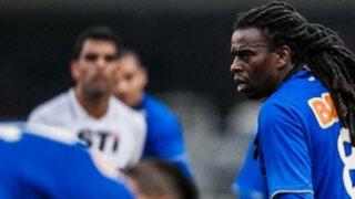 Condenan actos de discriminación en el fútbol y se solidarizan con jugador Tinga
