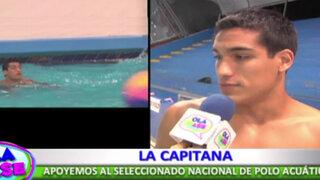 Copa Ciudad de Lima 2014: Así fue el triunfo de Perú sobre Chile en waterpolo