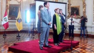 Villarán anuncia nueva estrategia de comunicación de sus obras a la ciudadanía