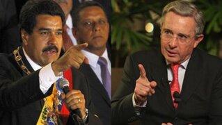 Nicolás Maduro: Álvaro Uribe financia a los grupos fascistas en Venezuela