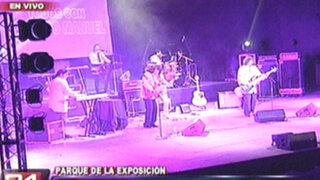 Se realiza concierto benéfico por delicada salud de Gerardo Manuel
