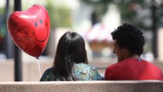 ¿Cómo celebraron los limeños el Día de San Valentín?