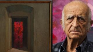 Arequipa: Delincuentes robaron cuadro del artista Fernando de Szyszlo