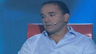 Los ciudadanos opinan sobre revelaciones de Roberto Martínez en el sillón rojo