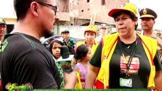 Enemigos Públicos: conozca a Julia Cahua, 'La Rambo de San Juan de Lurigancho'