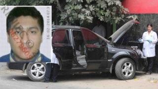 Interrogan a sospechoso de participar en asesinato de Carlos Burgos hijo