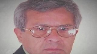 Familia del decano de la universidad Agraria desaparecido descarta secuestro
